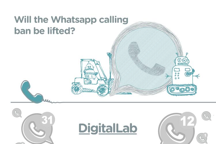 Watsapp Calls Might Be Allowed In The Uae Very Soon Www Digitallabdubai Com